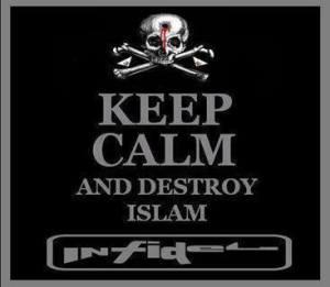 keep calm islam