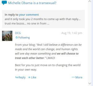 DCG comment