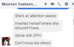 maureen-dph-attention-seeker